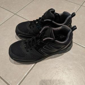 Steel toe womens shoes